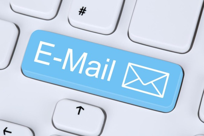 email for website