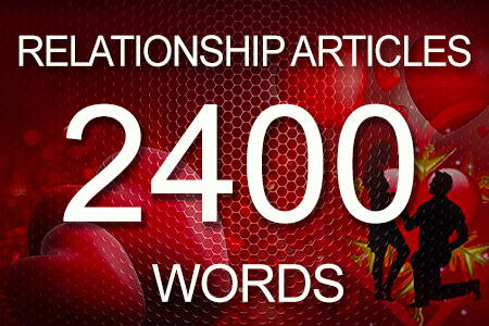 Relationship Articles 2400 words