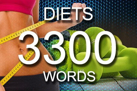 Diets Articles 3300 words