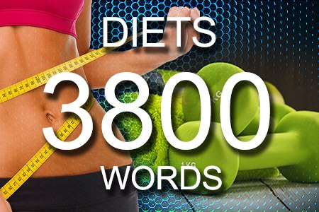 Diets Articles 3800 words