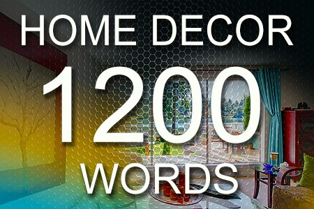 Home Decor Articles 1200 words