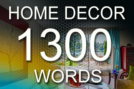 Home Decor Articles 1300 words