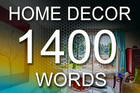 Home Decor Articles 1400 words