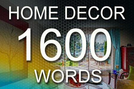 Home Decor Articles 1600 words