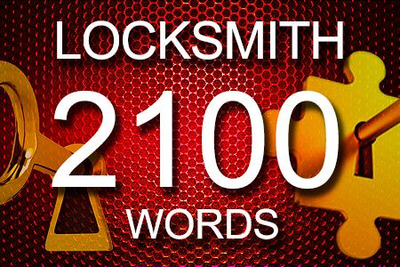 Locksmith Articles 2100 words