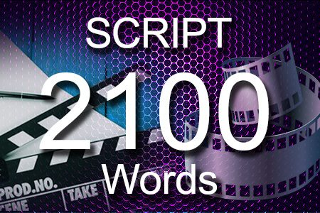 Scripts 2100 words