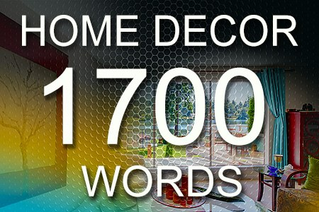 Home Decor Articles 1700 words