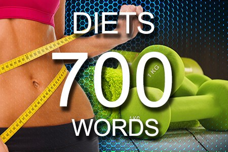 Diets Articles 700 words