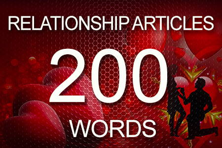Relationship Articles 200 words
