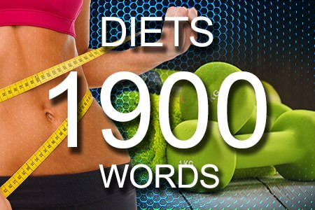 Diets Articles 1900 words