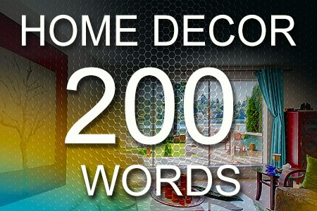 Home Decor Articles 200 words
