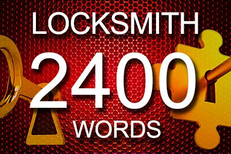 Locksmith Articles 2400 words