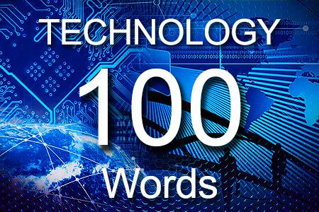 Technology Articles 100 words