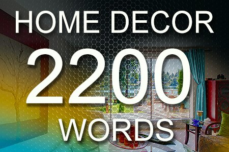 Home Decor Articles 2200 words