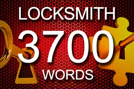 Locksmith Articles 3700 words