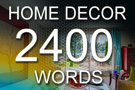 Home Decor Articles 2400 words