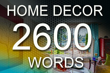Home Decor Articles 2600 words