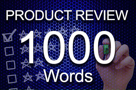 Product Review 1000 words