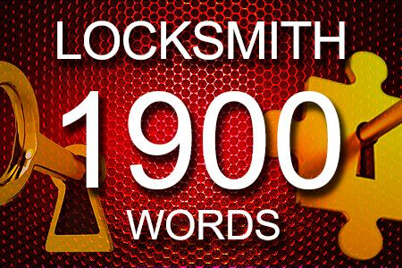 Locksmith Articles 1900 words