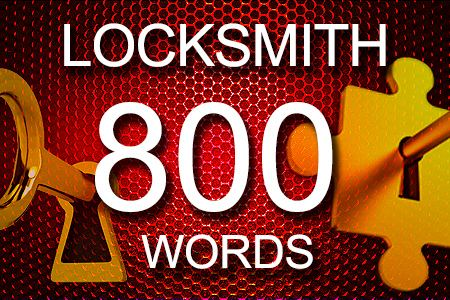Locksmith Articles 800 words
