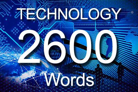 Technology Articles 2600 words