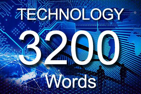 Technology Articles 3200 words