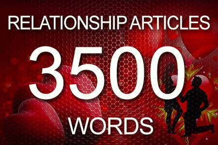 Relationship Articles 3500 words