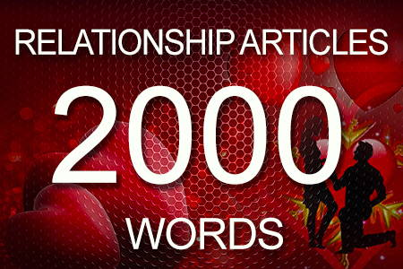 Relationship Articles 2000 words