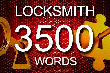 Locksmith Articles 3500 words