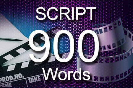 Scripts 900 words