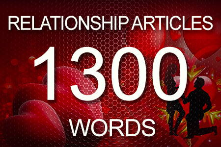 Relationship Articles 1300 words