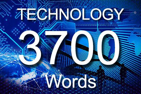 Technology Articles 3700 words