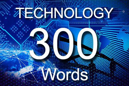 Technology Articles 300 words