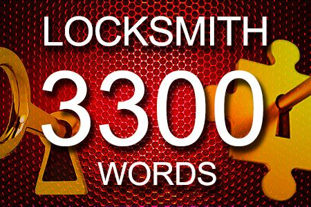 Locksmith Articles 3300 words