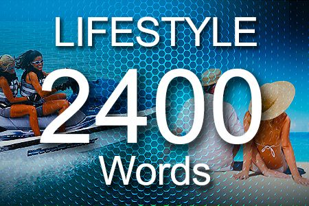 Lifestyle Articles 2400 words