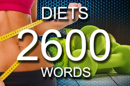 Diets Articles 2600 words