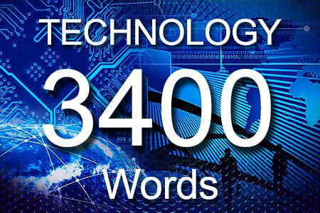 Technology Articles 3400 words