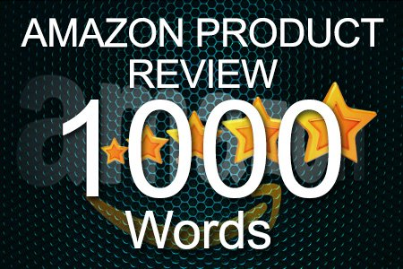 Amazon Review 1000 words