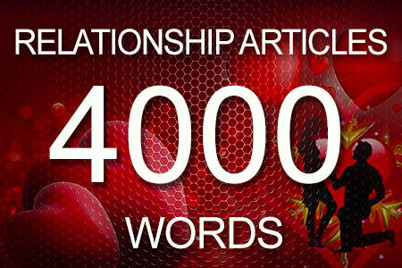 Relationship Articles 4000 words
