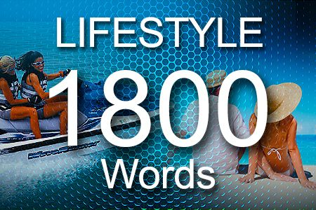 Lifestyle Articles 1800 words
