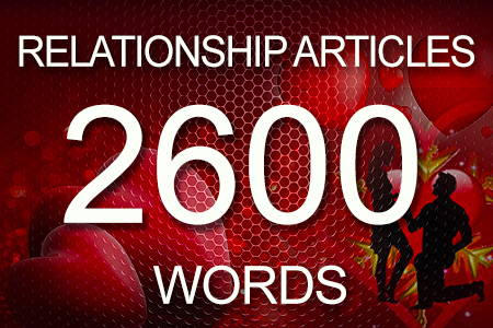 Relationship Articles 2600 words