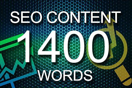 Seo Content 1400 words