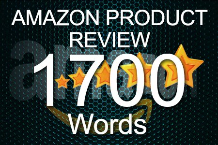 Amazon Review 1700 words