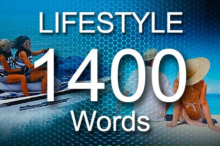 Lifestyle Articles 1400 words