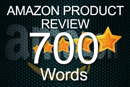 Amazon Review 700 words