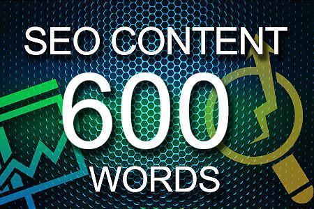 Seo Content 600 words