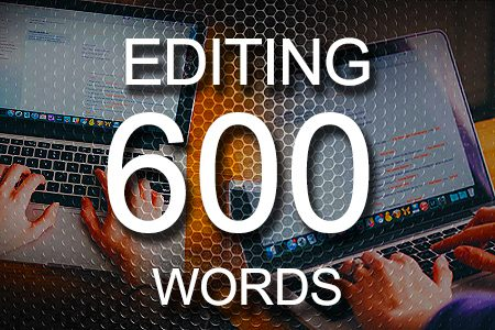 Editing Services 600 words