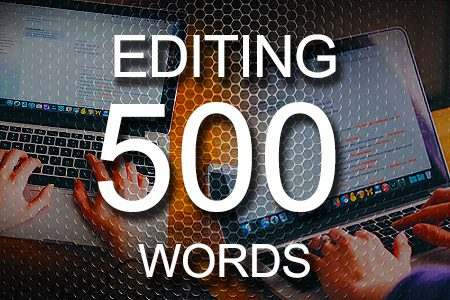 Editing Services 500 words