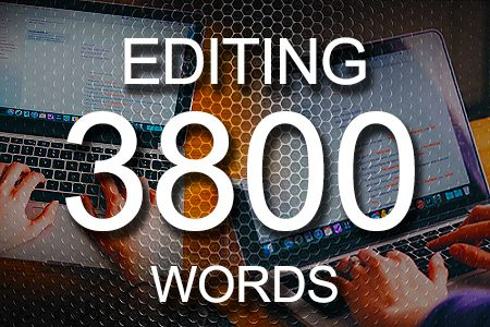 Editing Services 3800 words