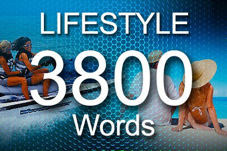 Lifestyle Articles 3800 words